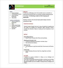 Resume Model For Freshers Engineers Best Resume Gallery