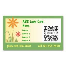 lawn care templates business card template lawn care this great business card design is