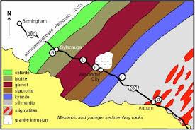 Metamorphic Rock Chart Exercise 4 Metamorphic Rocks
