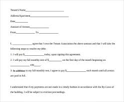 Sample Agreement To Pay Debt Sample Payment Agreement 23 Documents In Pdf Google Docs