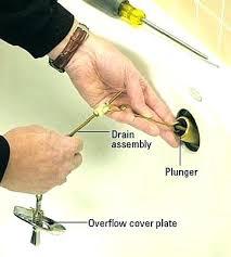 fix bathtub drain replacing bathtub drain bathtub drain replacement removing a how to remove bath tub fix bathtub drain