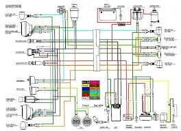 wiring diagram for 110cc chopper wiring wiring diagrams chinese atv electrical schematic at 110cc Four Wheeler Wiring Diagram