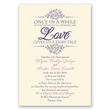 fairy tale love invitation invitations by dawn Time In Wedding Invitation fairy tale love ecru invitation time lapse wedding invitation