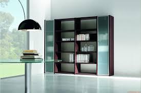 Libreria 02 libreria per ufficio altezza 215 cm con con 5
