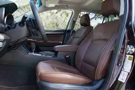 2017 subaru outback 3 6r touring interior