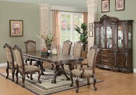 andrea collection 103111 formal dining table set coaster furniture ashley furniture living es