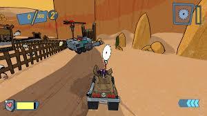 ps4 ps3 ps vita get cartoon inspired vehicle bat game cel damage hd gamespot