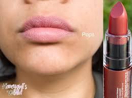 pops nyx er lipstick swatch