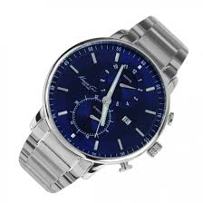 kc3996 kenneth cole classic midnight blue dial mens calendar watch kenneth cole kc3996 classic midnight blue dial mens calendar watch