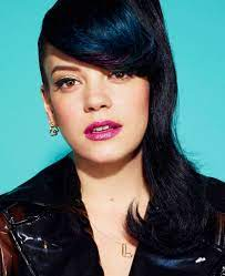Lily Allen at Home in England - The New ...