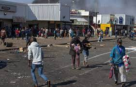 South Africa Unrest: Why Zimbabwe is ...