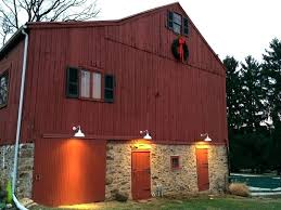 enchanting outdoor barn lighting lights fixtures lamps plus midland 9 high dusk to dawn led motion
