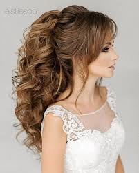 bride hairstyle long hair for you who are foxy 10