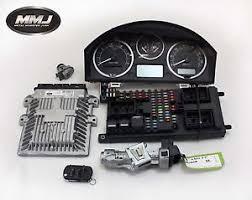 range rover sport key clock set ecu fuse box speedometer 2 7 image is loading range rover sport key clock set ecu fuse
