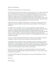 Qa Test Analyst Cover Letter Tester Elegant Sample Resume And ...