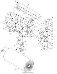 Bunton bobcat ryan 75 70587 rotary sweeper 54 hyd rs454 rh jackssmallengines jacobsen mowers front deck jacobsen imperial 26 parts diagram
