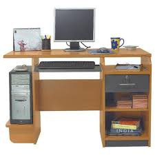Computer tables for office Small Office Computer Table Pinterest Office Computer Table View Specifications Details Of Computer