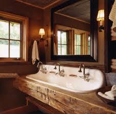 Cabin Bathroom Rustic Cabin Bathrooms Bathroom Rustic With Rustic Cabin Bathroom