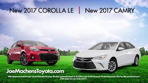 Memorial Day Sales Event! Joe Machens Toyota - YouTube