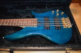 yamaha rbx zeppy io yamaha rbx 765a bass guitar trace elliot blx 80 amp