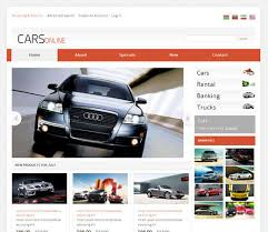 auto parts website template download 40 free html ecommerce website templates xdesigns