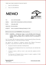 Executive Memo Templates Awesome A Memorandum Format Job Latter 22
