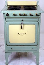 Retro Propane And Gas Stoves
