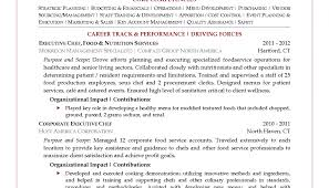 Cook Resume Sample Executive Sous Chef Image Examples Line Lead