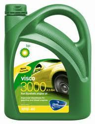 Купить <b>моторное масло Bp Visco</b> 3000 A3/B4 10W-40, 4л ...
