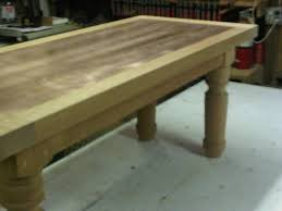 Butcher Block Farm Dining Table How To Choose The Perfect Table Leg Osborne Wood Videos