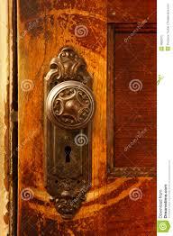 Decorating vintage door knob pictures : Vintage door knob stock image. Image of doorknob, entry - 9696375