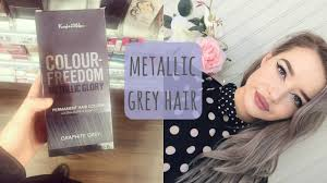 Superdrug Colour Freedom Silver Grey L