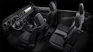 2018 jeep wrangler black cloth