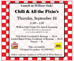 chili supper flyer chili all the fixins fundraiser september 24 2015 11am 1
