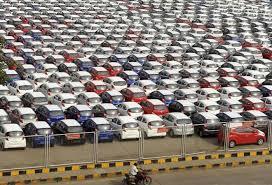 Ashok Leyland M M Hero Motocorp Shares Skid As November