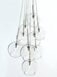 hanging ball chandelier hanging ball chandelier easy pieces modern glass globe chandeliers easy pieces modern glass