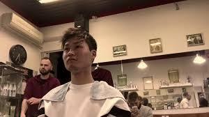 イタリアの床屋でおまかせカットをした結果まさかの髪型に Youtube