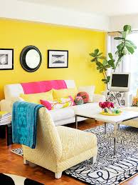 Decorating Ideas For A Yellow Living Room Better Homes Gardens Delectable Yellow Living Rooms Interior