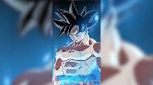 Goku Limit Breaker Light Poster Goku Limit Breaker Animated Wallpaper