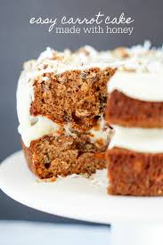 The Best Simple Carrot Cake Recipe With Cream Cheese Icing Lemon