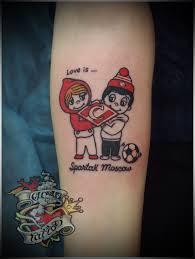 наши работы Tattoo Globus