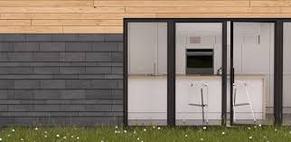 Benefits Of External Thermal Insulation Using CUPACLAD™ Natural Delectable Modern Exterior Cladding Panels Concept Property