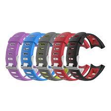 Sports Smart Wristwatch <b>Soft Silicone</b> Bracelet Smart Watch Strap ...