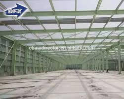 Steel Walkway Design Prefabricated Light Steel Structure Clear Span Fabrication Workshop Layout Design Buy Clear Span Fabrication Workshop Layout Design Clear Span