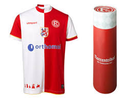 Founded in 1895, fortuna entered the league in 1913 and was a fixture in the top flight from the early 1920s up to the creation of the bundesliga in. Uhlsport Uhlsport Und Fortuna Dusseldorf Prasentieren Erstes Narrentrikot