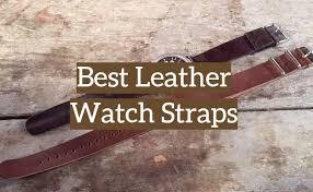 10 best leather watch straps