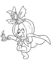 Small Picture Very cool Tinkerbell as a Goth Halloween colouring page
