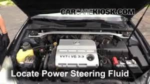 interior fuse box location 2002 2006 lexus es330 2004 lexus check power steering level lexus es330 2002 2006