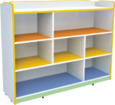 toy storage furniture. kindergarten furniture various color children toy storage cabinet