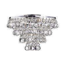 crystal ceiling fan light kits